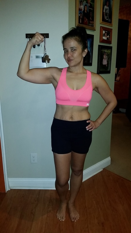 insanity Max 30 results! - Emylou Gall